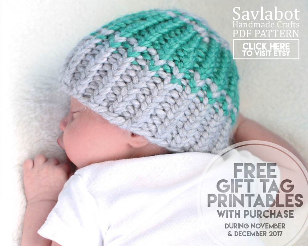 Infant Ribbed Knit Beanie