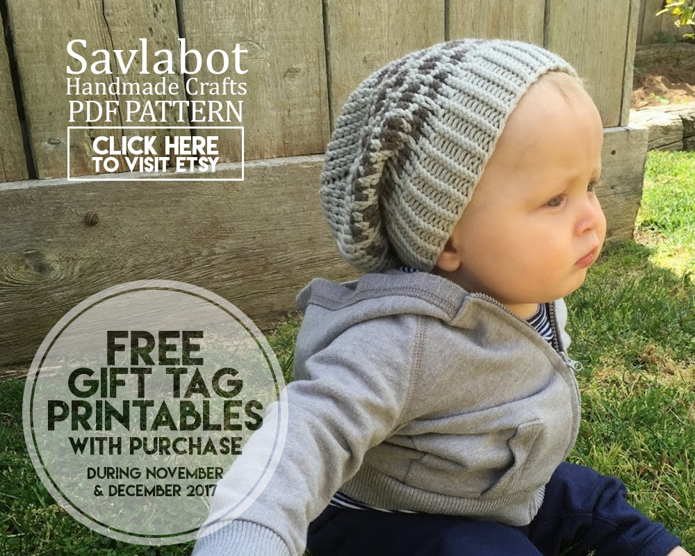 Infant Slouch Beanie