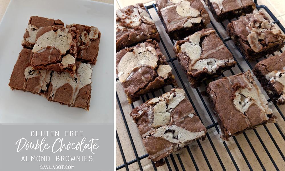 Blue Diamond Almond Flour Brownie Recipes
