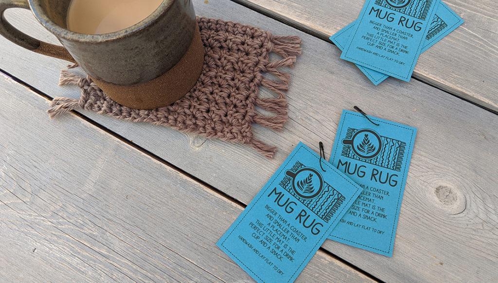 Free Mug Rug Printable Tag Savlabot
